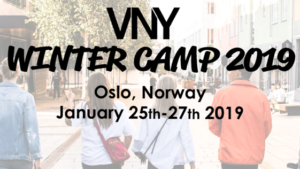 WINTER YOUTH CAMP in Oslo